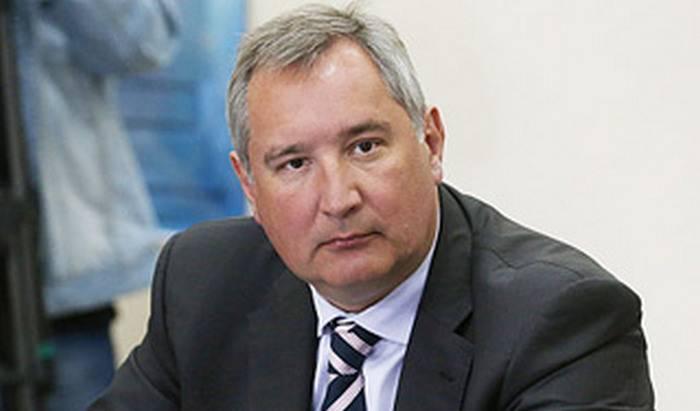 Rogozin : 군대 명령의 몫은 심각하게 감소 될 것이다.