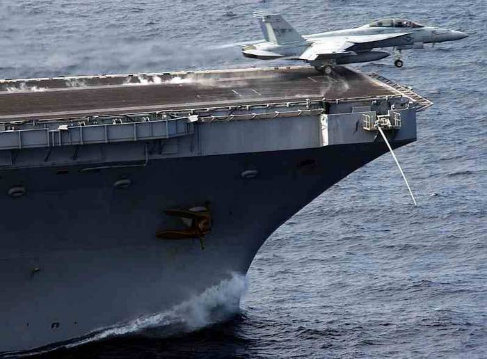 US ready to supply India electromagnetic catapults for aircraft carriers