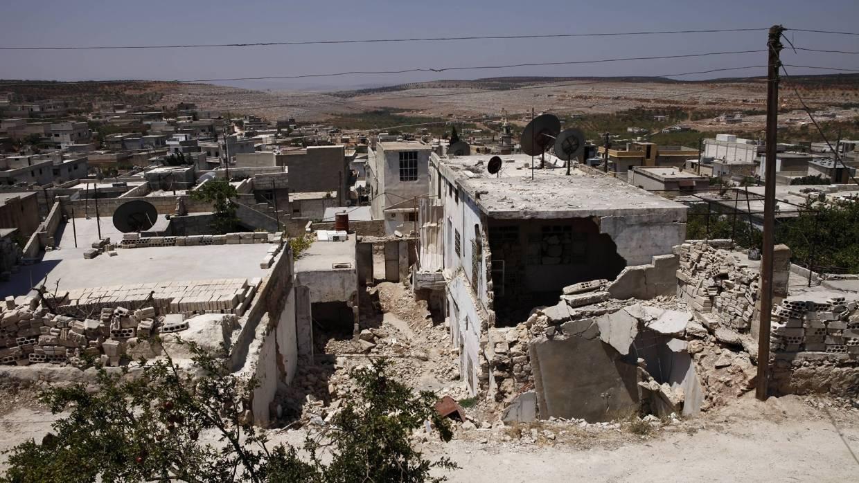 США признали наличие химоружия утеррористов вСирии— МинобороныРФ
