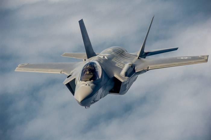 Почти 200 F-35 остаются неготовыми к участию в боевых действиях