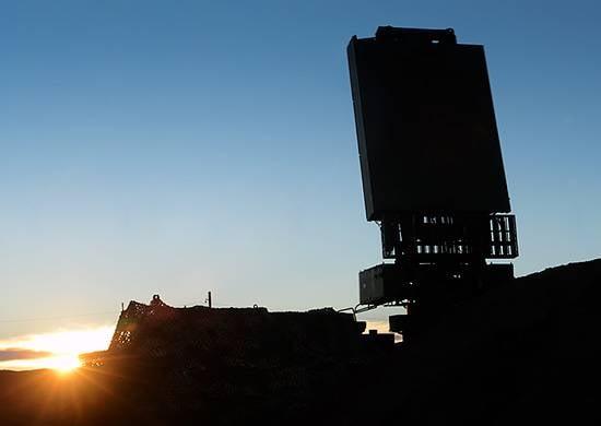 Yeni bir radar kompleksi, Sopka-2, VO'ya girdi