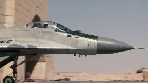Suriyeli MiG-29CM, İsrail F-35'ine etkili bir şekilde karşı koyabiliyor