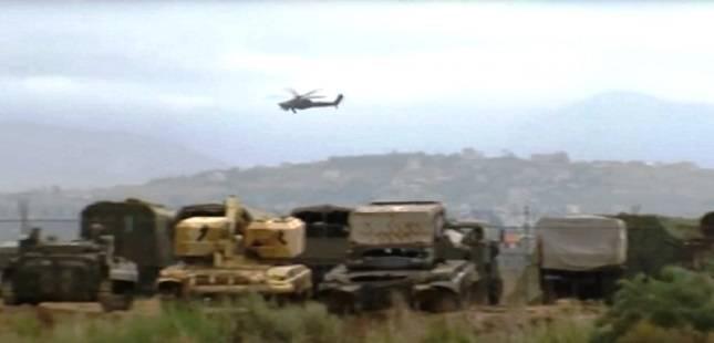 シリアで観測されたTZM-T輸送用充電車