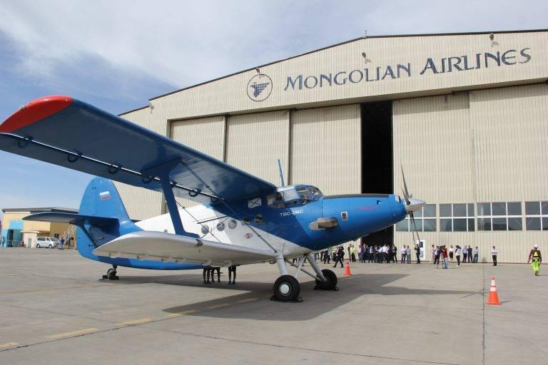 SibNIA मंगोलियाई An-2 विमान का आधुनिकीकरण करेगी