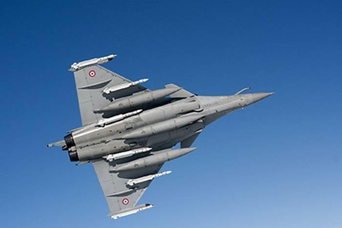 Hint hava kuvvetleri Rafale avcı uçağı için üs hazırladı