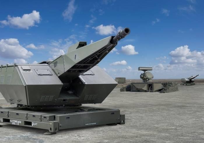 Indonesia adquirirá sistemas de defensa aérea Orlikon Skyshield de corto alcance