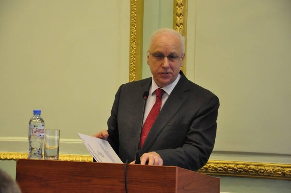 Бастрыкин предложил расширить список уголовных наказаний затерроризм