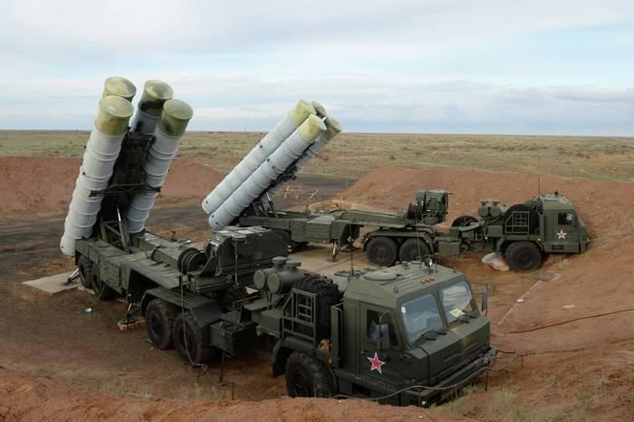 국가 이익 : 미국은 러시아 C-400에 반대 할 것이 아무것도 없다.