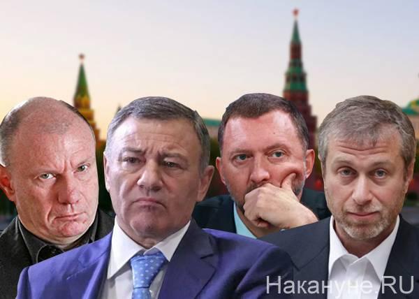 США ставят российским олигархам ультиматум для повторения 1996 года