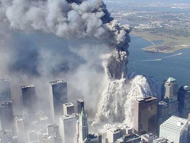 États-Unis prêt à envahir. Préposition: «Acte terroriste similaire à 9 / 11»