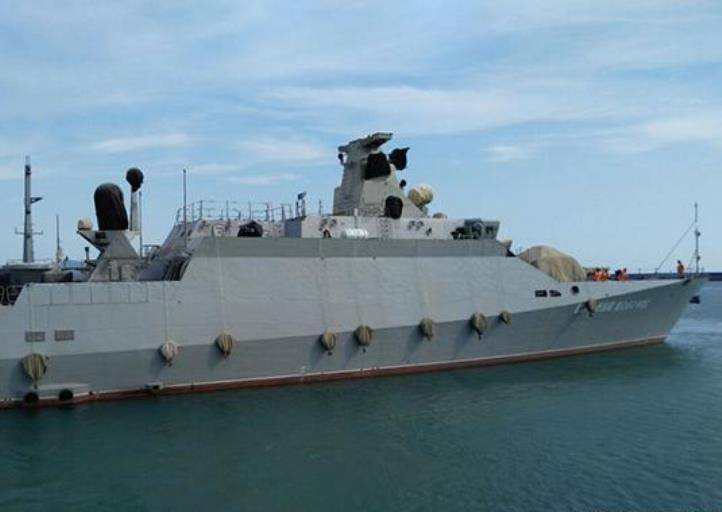 The Black Sea Fleet will receive another RTO by the end of the year