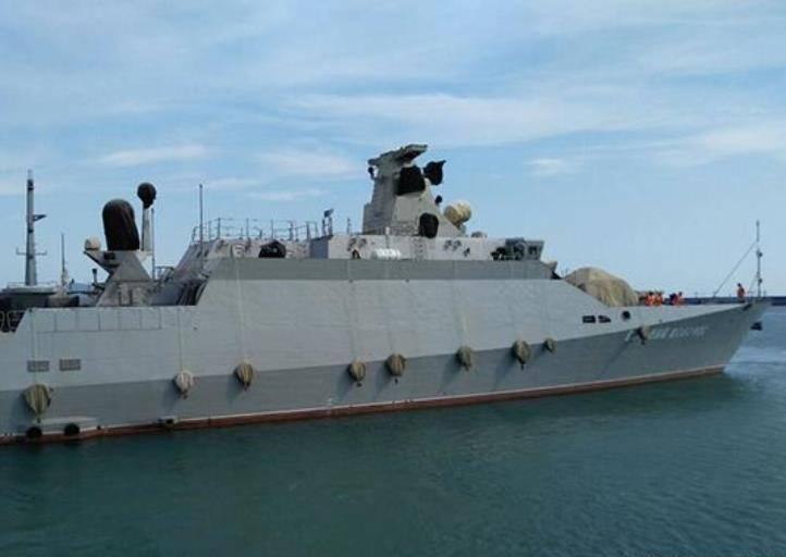 黑海舰队将在年底前收到另一个RTO
