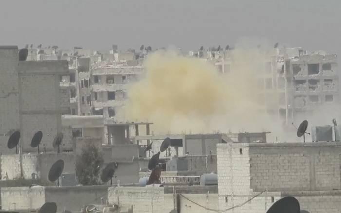 विदेश विभाग पहले अल-नुसरा * को मानता है कि वह सीरिया में रासायनिक हथियारों का उपयोग करता है