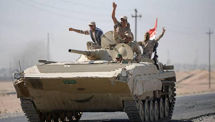 媒体:Peshmerga和伊拉克安全官员在基尔库克附近发生冲突