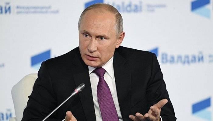 Putin: Rusia no permitirá la repetición de eventos en Srebrenica en Donbass