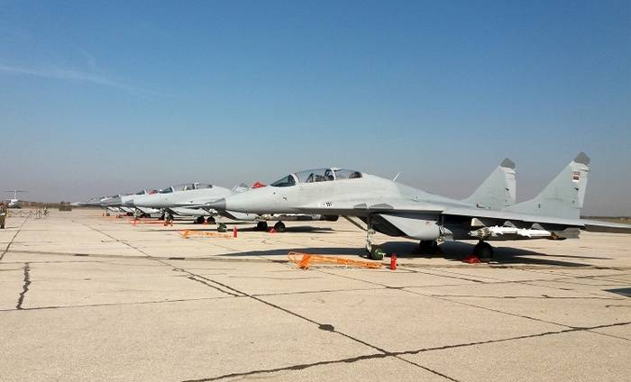 Shoigu: Russia fulfilled its promise to deliver six MiG-29 to Serbia
