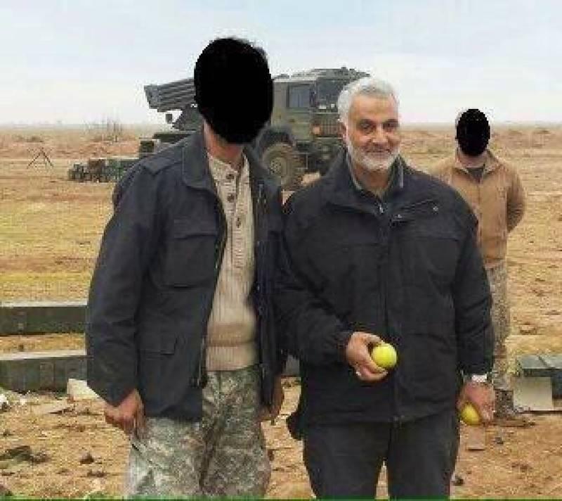 Legendary head of Iranian commandos Kasem Suleymani (source: https://img-fotki.yandex.ru/get/6842/20682809.3ff/0_c6201_c1f3de73_XL.jpg)