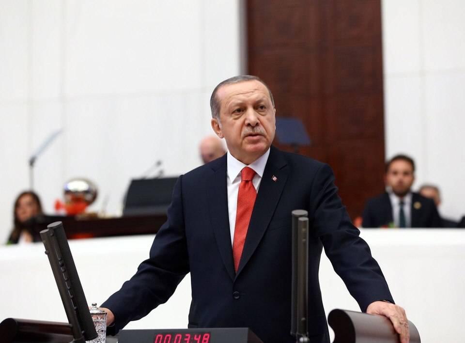 """The pro-Western Turkish press has already managed to christen Erdogan """"Sultan"""" (source: https://vk.com/public_recep_tayyip_erdogan)"""