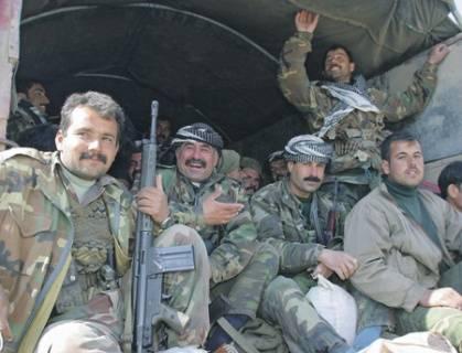 """库尔德斯坦-""""悲伤山区之外的土地"""""""