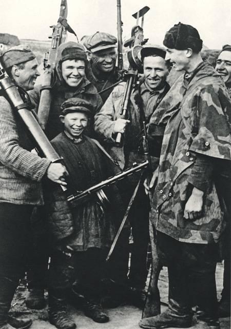 Stalin was different in that war.