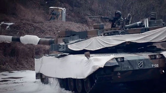 Korean surprise: what the new Panther Seoul tank is capable of