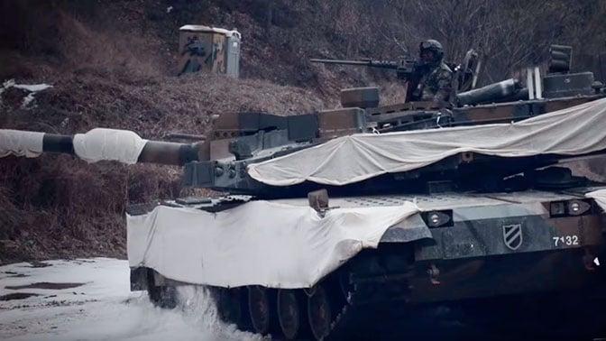 कोरियाई आश्चर्य: क्या नए पैंथर सियोल टैंक में सक्षम है