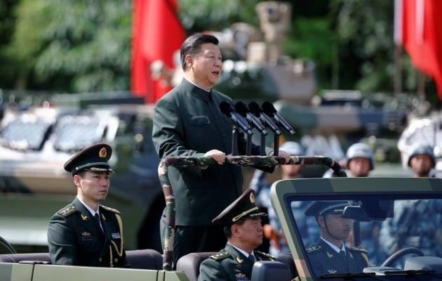Exército chinês será o mais forte do mundo