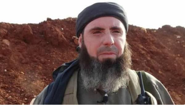 在叙利亚,该团伙的清算领导人占据了伊德利卜