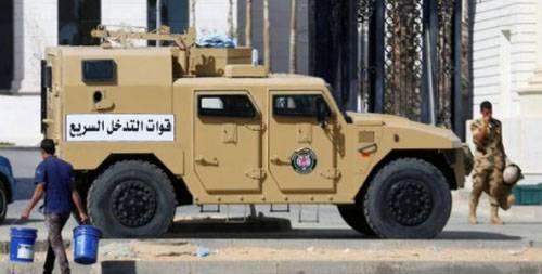 La operación fallida de las fuerzas de seguridad egipcias en El Wahat. Más 50 muertos