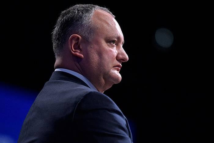 Dem moldauischen Präsidenten wurde das Recht entzogen, den Verteidigungsminister zu ernennen