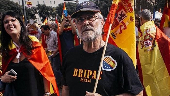 马德里批准了关于暂停加泰罗尼亚自治的条款的适用