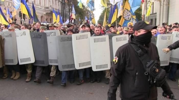Beim Rat beim Rat hat Poroschenko ein Ultimatum gestellt