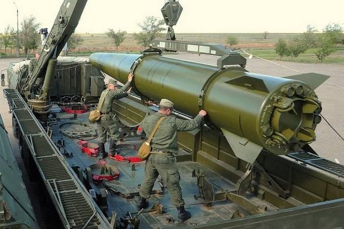 Los medios estadounidenses han asustado la prueba de un nuevo cohete ruso.