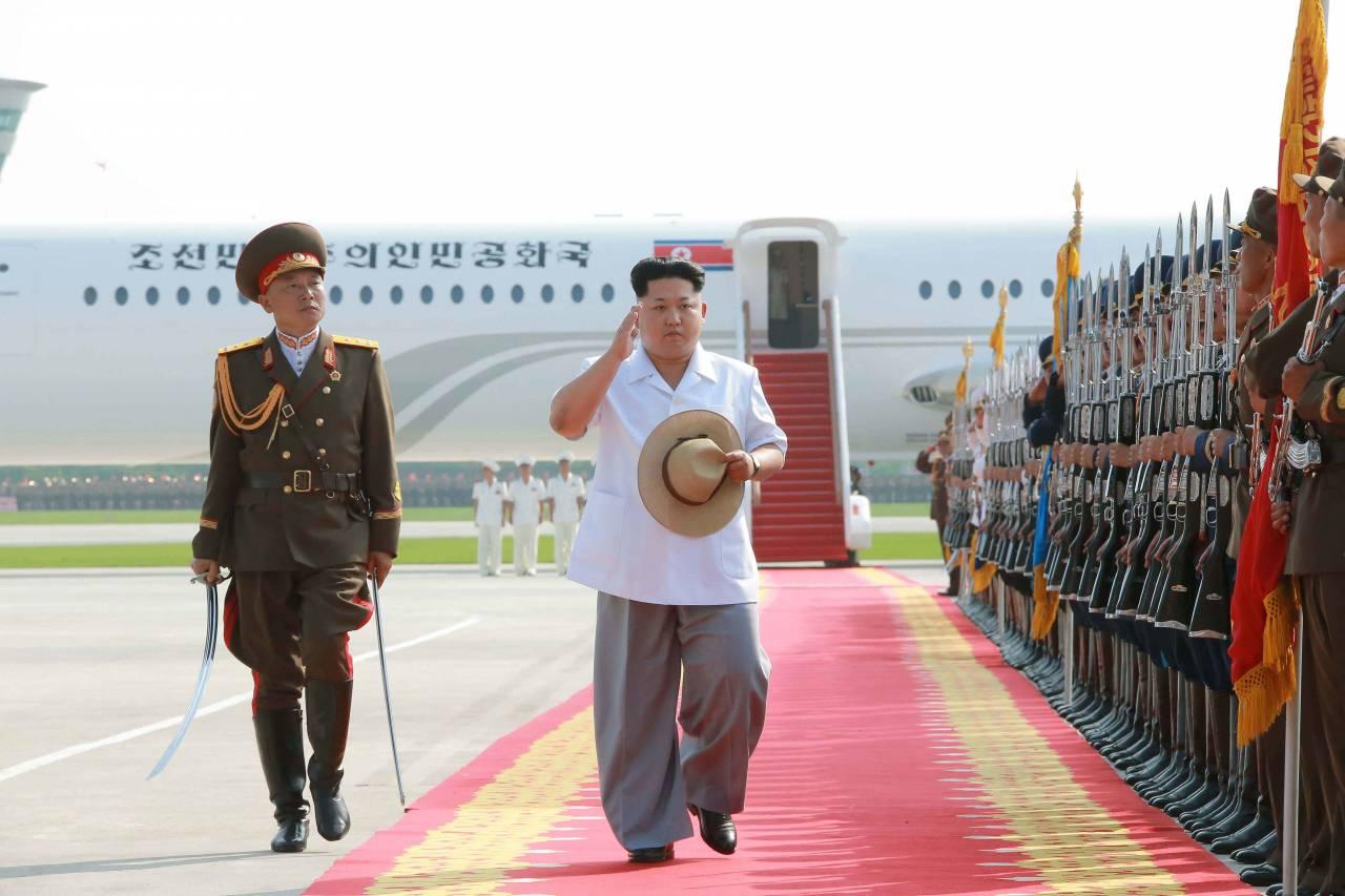 Пушков сказал, что США хотят сделать сКим Чен Ыном