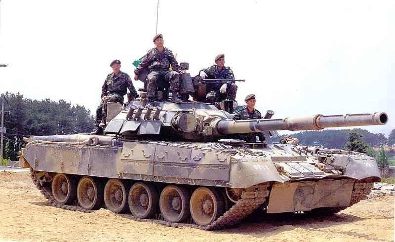 Seul pode adiar a remoção do russo T-80U de serviço