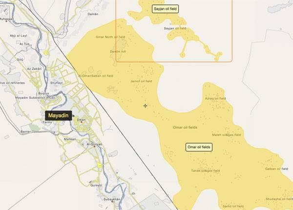 Meyadinom'a yakın SDF, SAR ordusunun gelişmiş konumlarından üç kilometre uzaklıkta ortaya çıktı