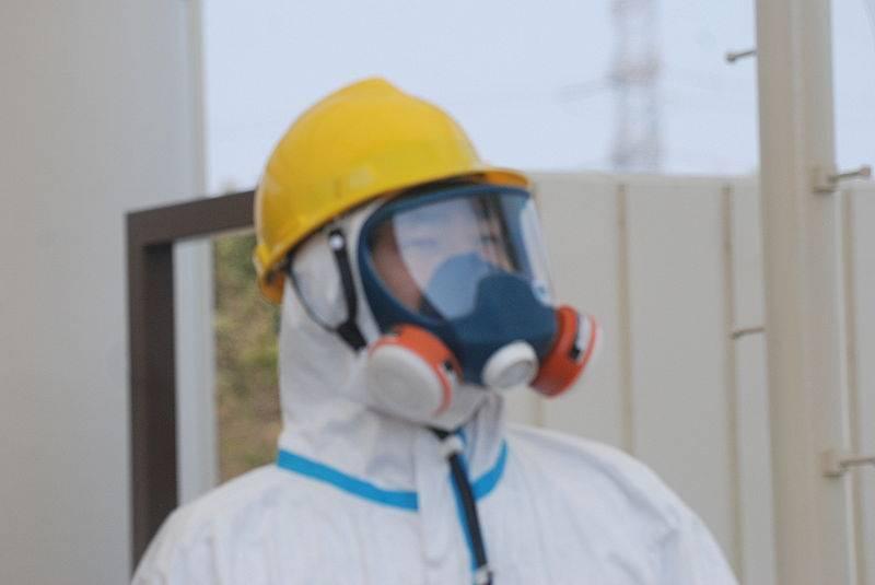Annonce de l'évacuation de résidents de la préfecture de Fukushima (Japon)