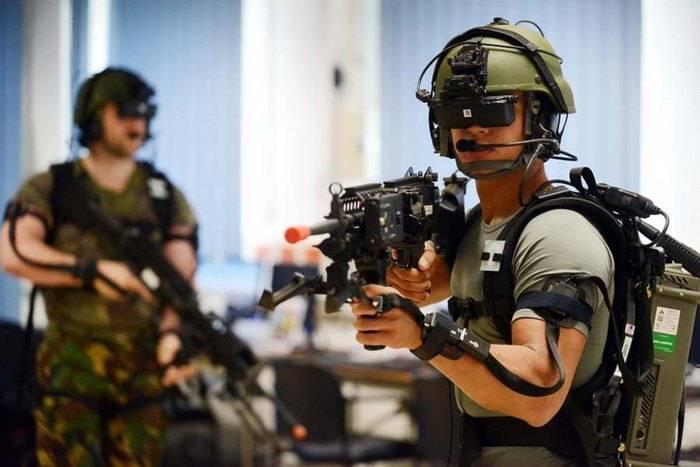 L'Australie envisage d'utiliser la réalité virtuelle pour entraîner ses soldats