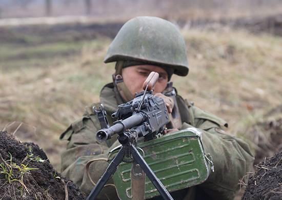 Más de 3 miles de infantería motorizada dispararán en Chechenia