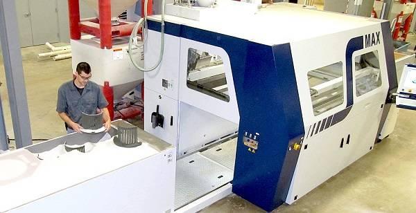 Uralvagonzavod installa una stampante 3D per la stampa di attrezzature per fonderia