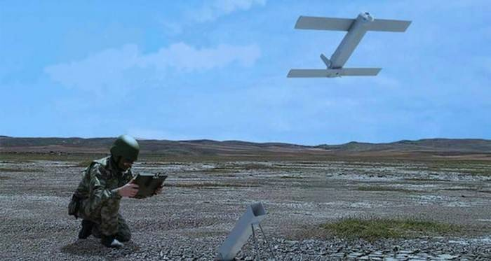 Turkey is armed with disposable kamikaze drones