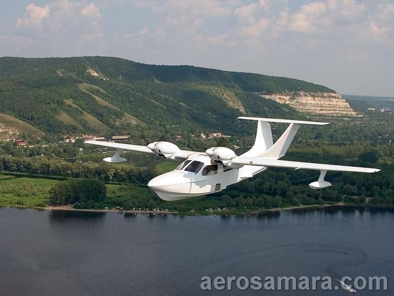 РФ заканчивает работу над амфибией Л-172— Возрождение малой авиации