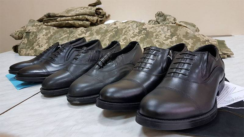 Ukrainian journalist: Millions of hryvnia stolen on the supply of shoes for the Ukrainian Armed Forces