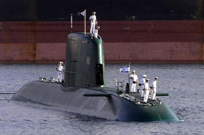 Alemanha vai colocar três submarinos para Israel