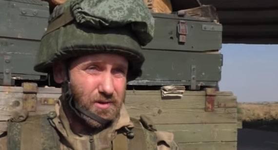 Ex-soldado da OTAN disse porque agora lutando pelo TNP