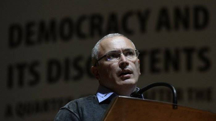 Khodorkovsky urged Democrats to use elections for the collapse of Russia