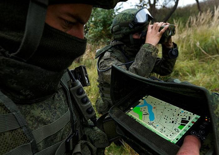 "ZVO单位获得情报综合体""Strelets"""