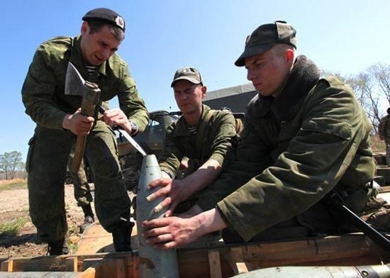 ВБрянской области отвзрыва пострадали 4 бойца