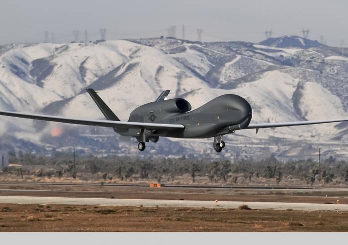 Güney Kore Global Hawk uçağı satın aldı