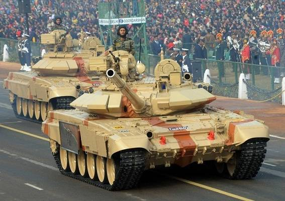 """Ukraine tried to """"steal"""" the Indian contract for T-90"""